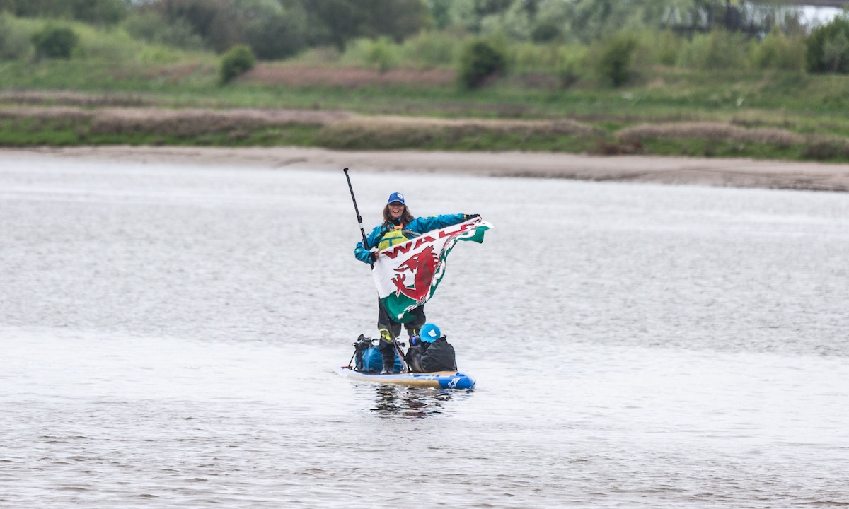sian sup wales journey 1