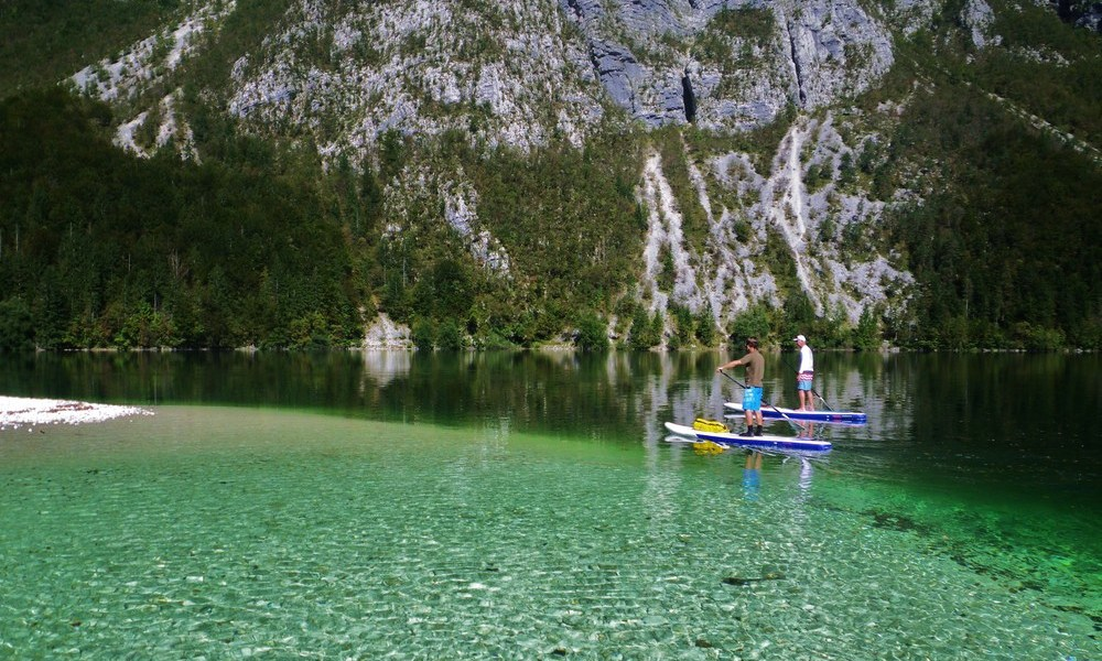 budget friendly tips sup slovenia