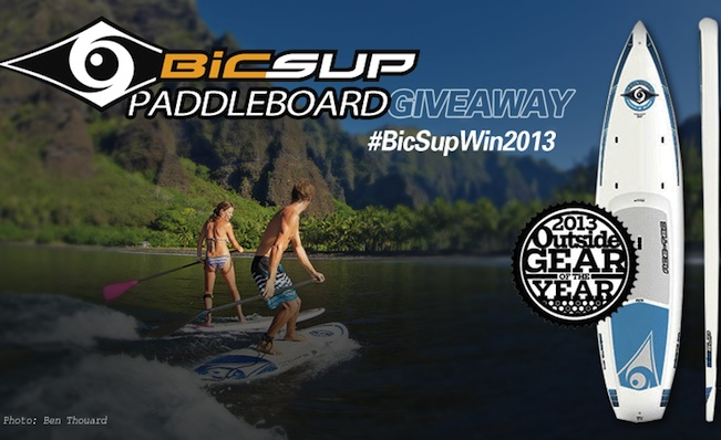 Bic-Sup-2013-Ace-Tec-Award-Winning-Paddleboard-Giveaway