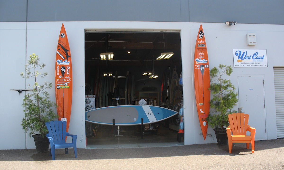 west coast paddle sports for sale 1