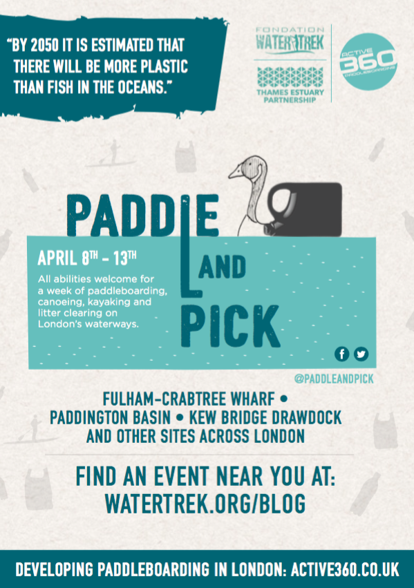 paddle and pick 1
