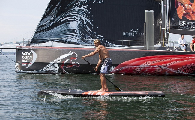 Laird Hamilton to Join Puma Racing Team in Spain - 1