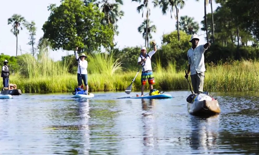 escape and explore sup journey