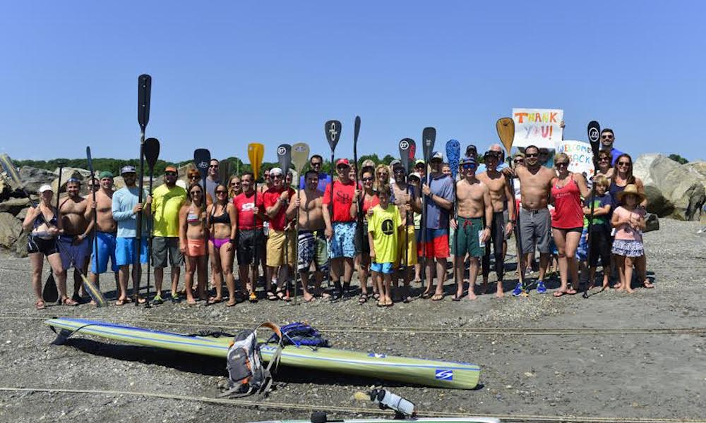 seacoast paddleboard club covid 1