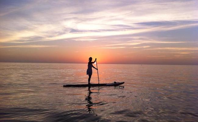 florida-sup-sunset