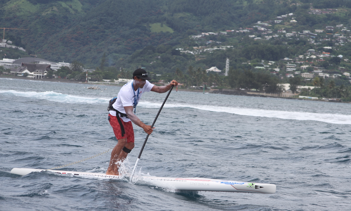 2016 air france paddle festival elite georges cronsteadt