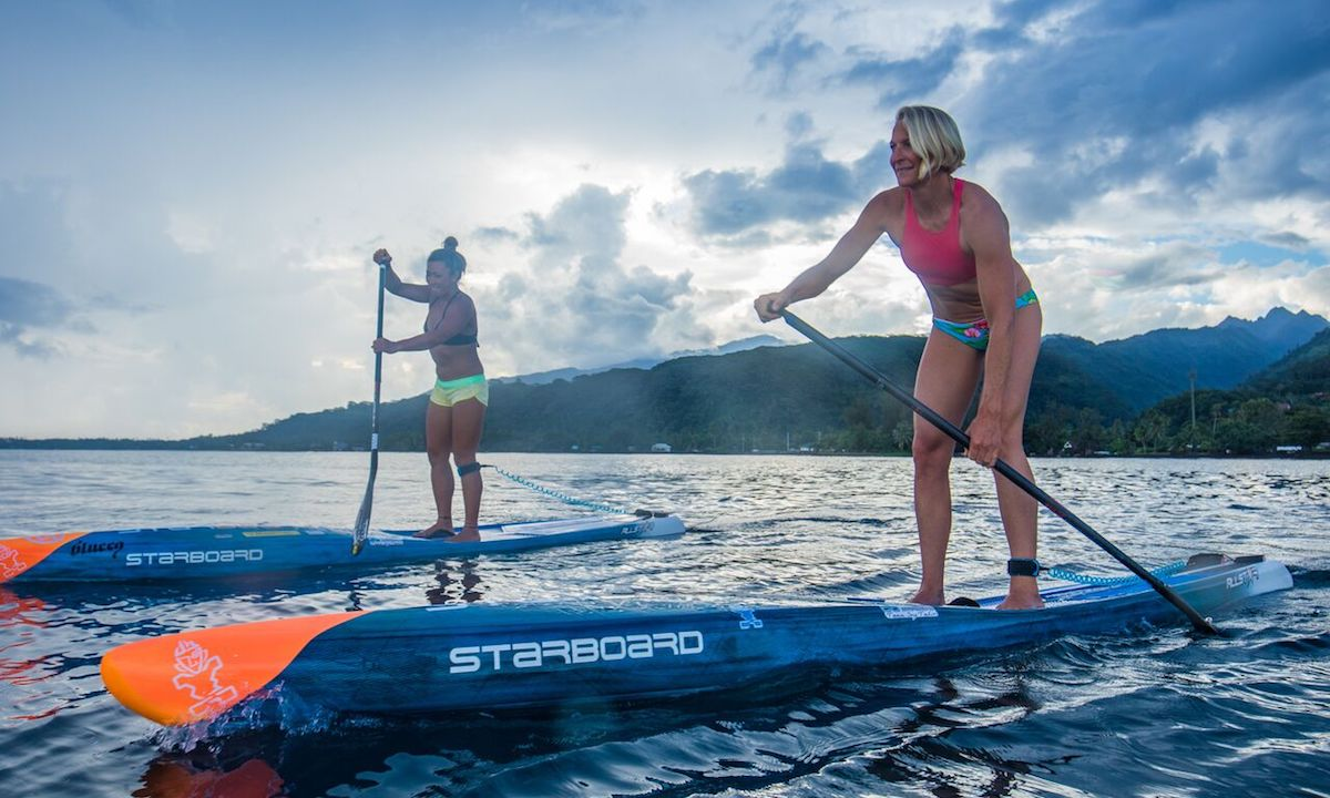 Local And Global Stars To Battle At Air France Paddle Festival 2