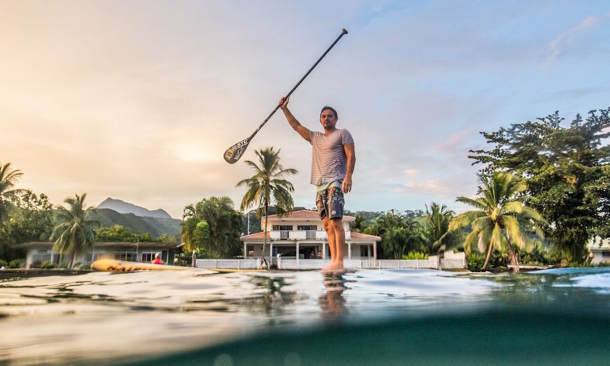 Local And Global Stars To Battle At Air France Paddle Festival 4
