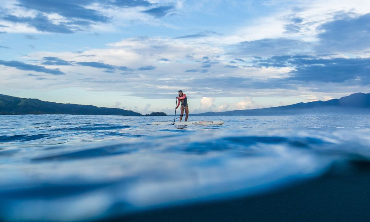 Local And Global Stars To Battle At Air France Paddle Festival 5