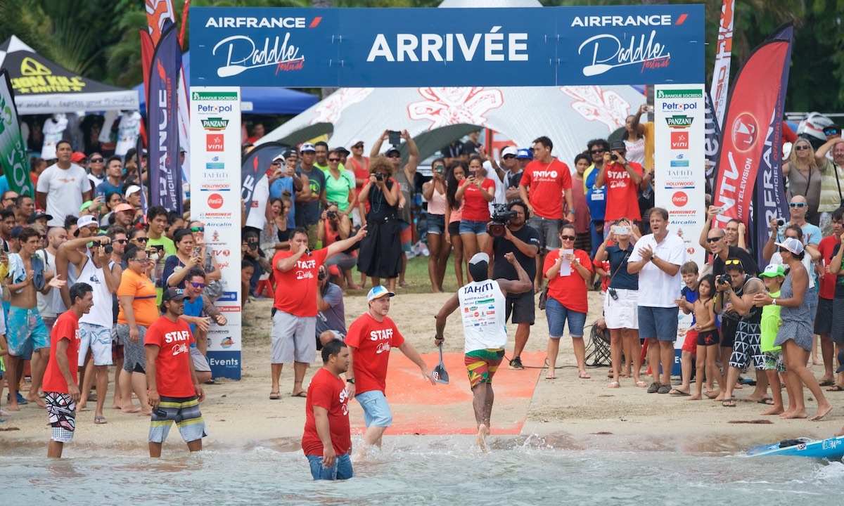 Local And Global Stars To Battle At Air France Paddle Festival 6