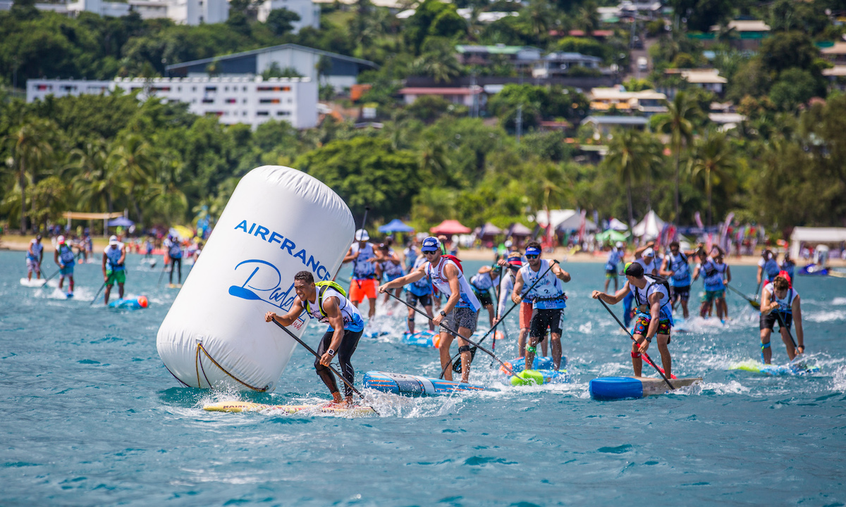 marcus hansen and sonni honscheid victorious at air france paddle festival 3