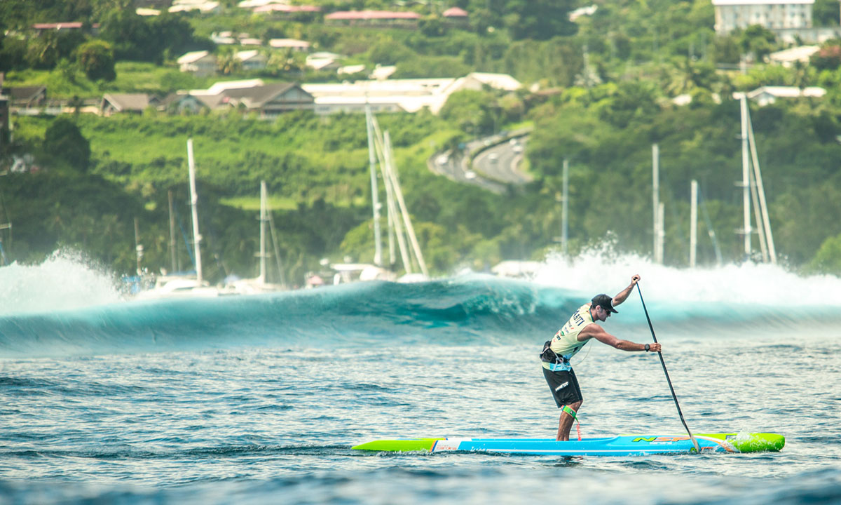 air france paddle 2019 elite titouan puyo