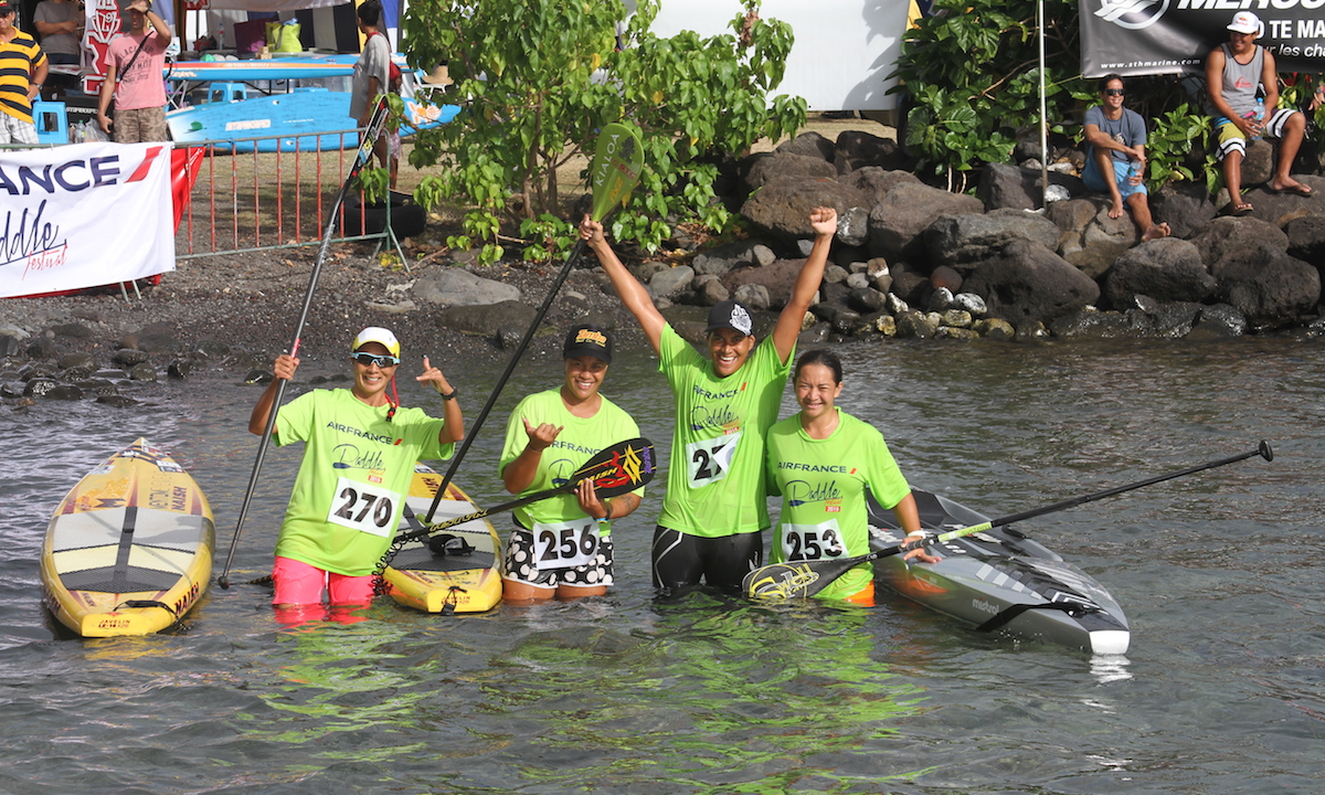 5 reasons to enter air france paddle festival