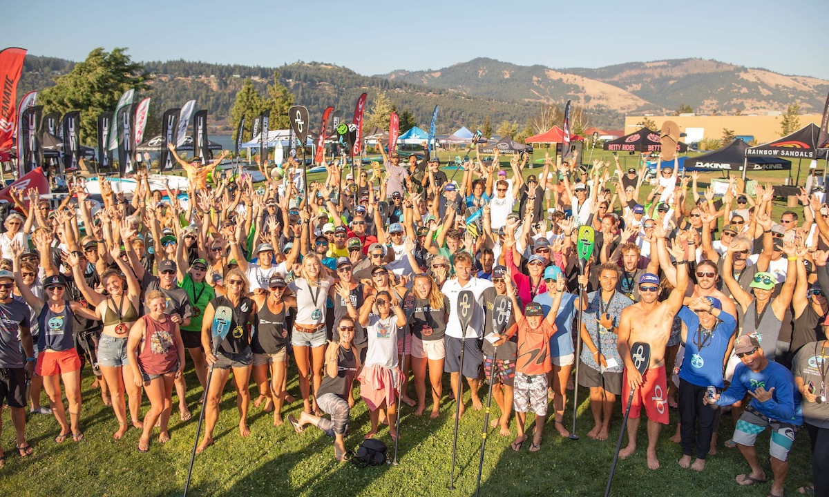 Inside The 2018 Columbia Gorge Paddle Challenge With Fiona Wylde 4