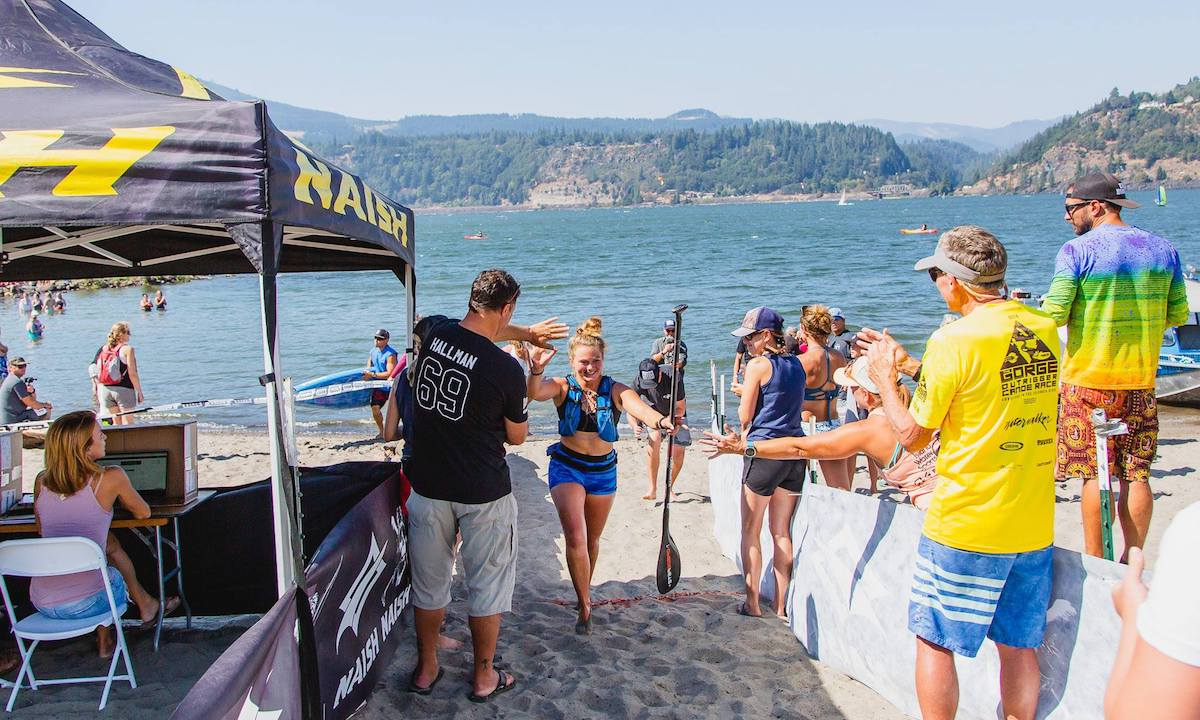 Inside The 2018 Columbia Gorge Paddle Challenge With Fiona Wylde 5