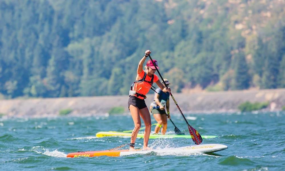 gorge paddle challenge 2018 annie reickert gorge us photo