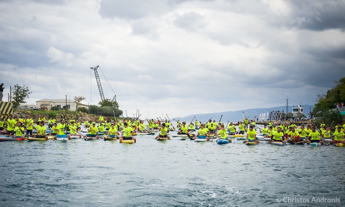 corinth canal sup crossing 2015 3