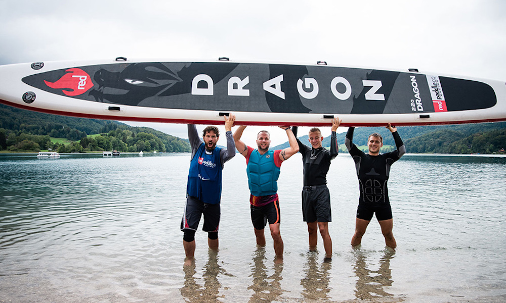 nike swim sponsors dragon world champs