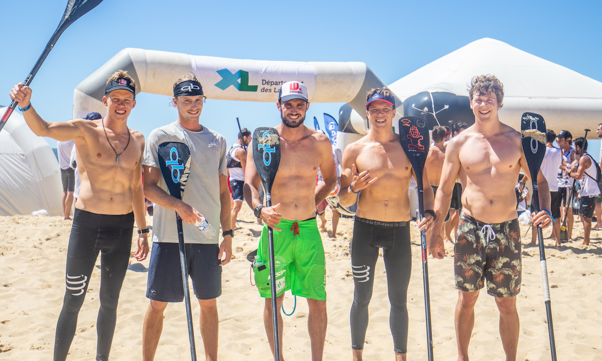 Event Disorganization Taints Intense Competition in Hossegor 2