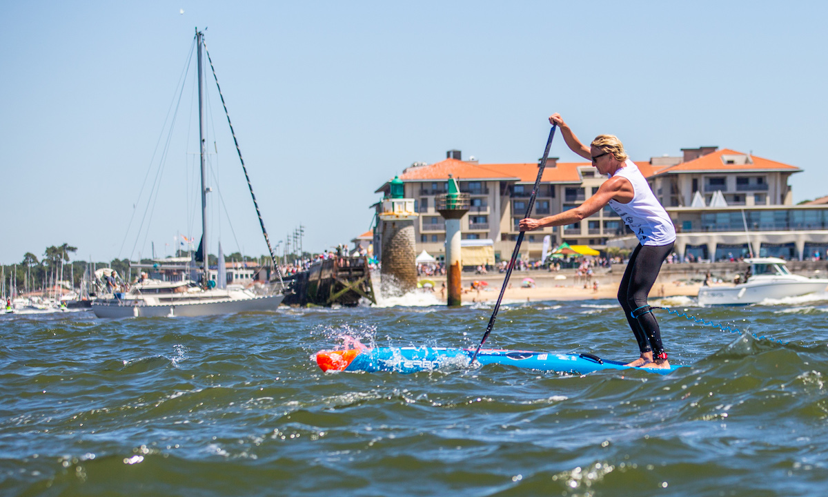 Event Disorganization Taints Intense Competition in Hossegor 6