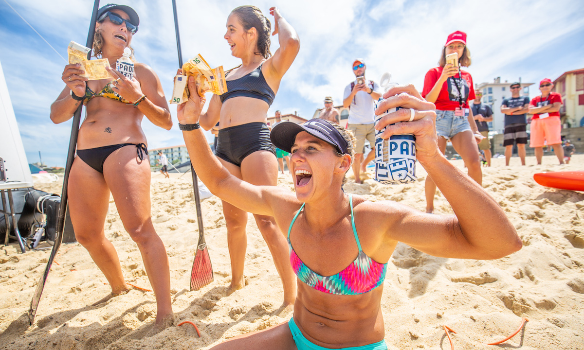 Event Disorganization Taints Intense Competition in Hossegor 9
