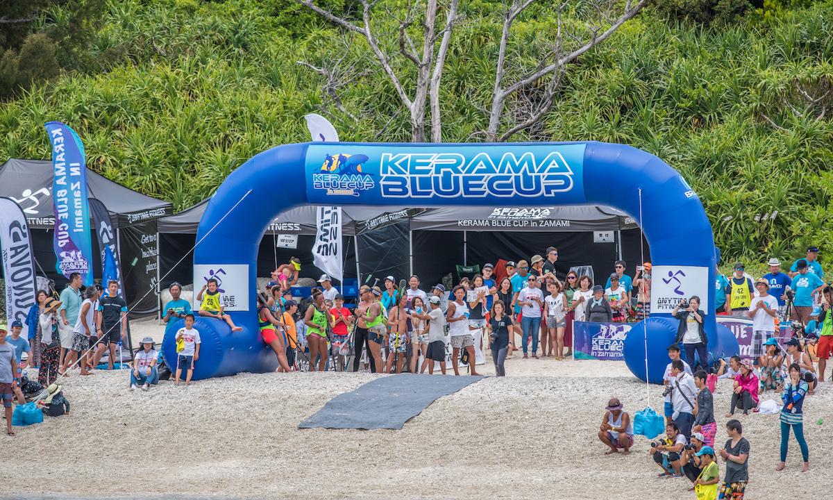 kerama blue cup 2018 finish line pc andrew