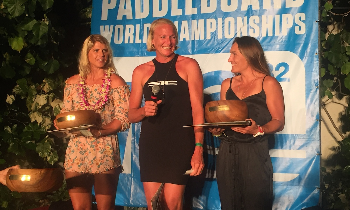 2016 m2o ladies podium