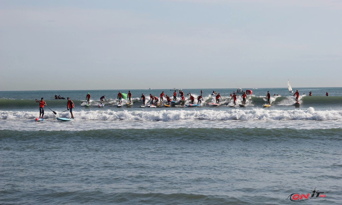 party wave pacific paddle games 2015