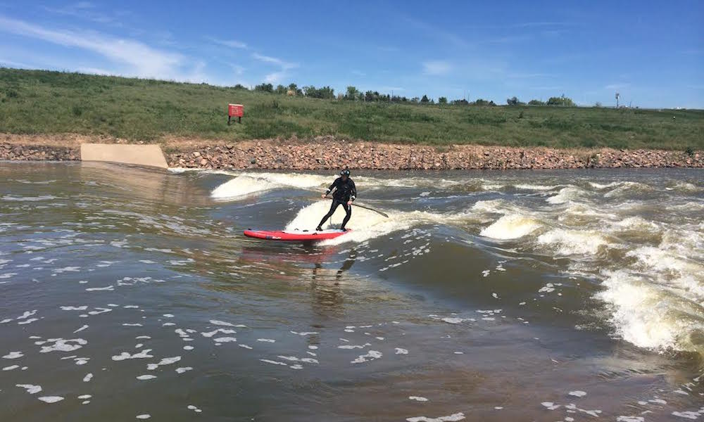 alex mauer what is river surfing
