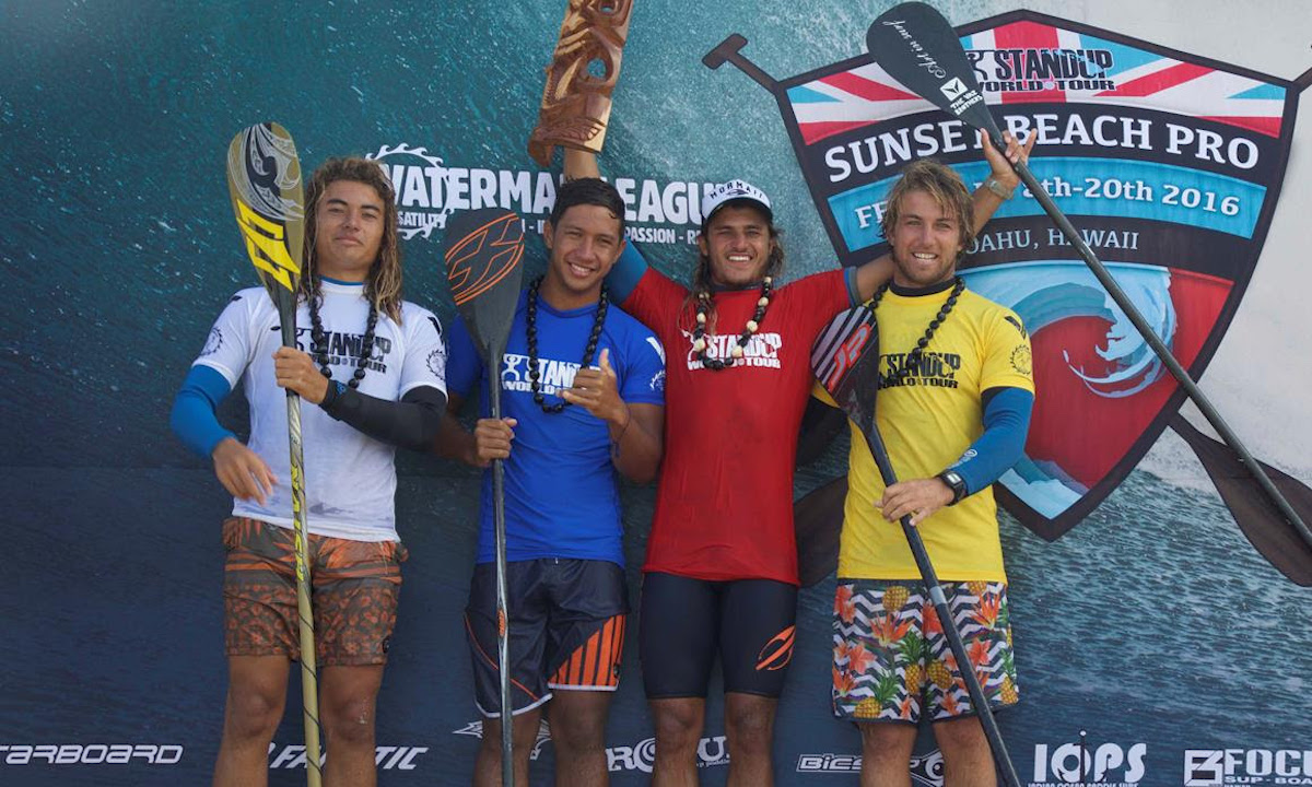 sunset beach pro 2016 finalists