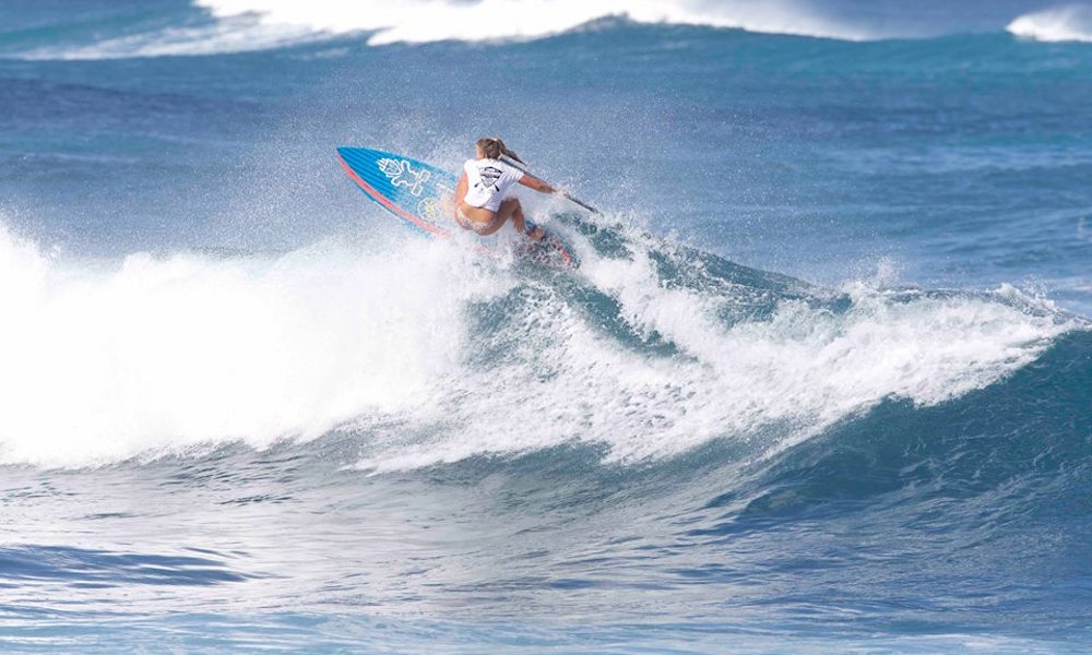 fiona wylde runner up 2016 turtle bay pro