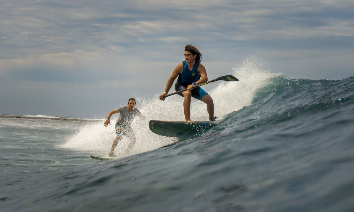 sup surf beginner tips photo sean evans 2