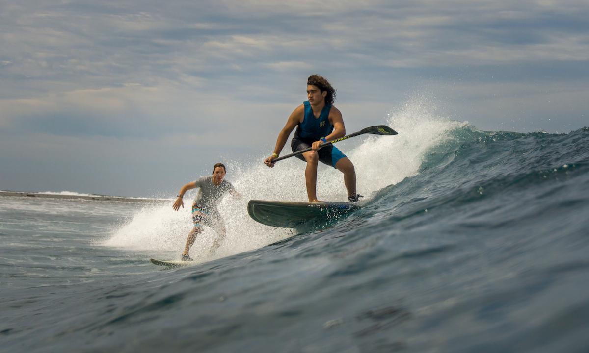 sup surf beginner tips photo sean evans 2
