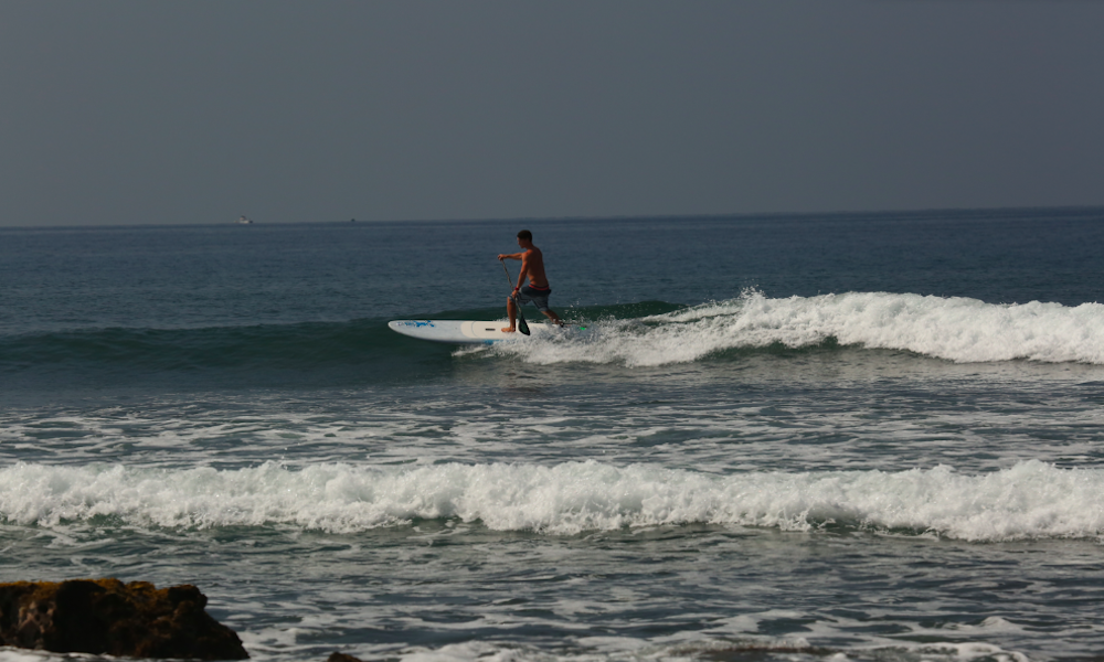 sup frontside cutback paddle transition 1