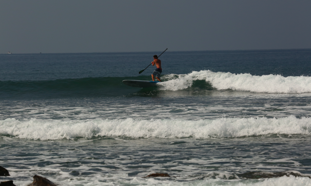 sup frontside cutback paddle transition 4