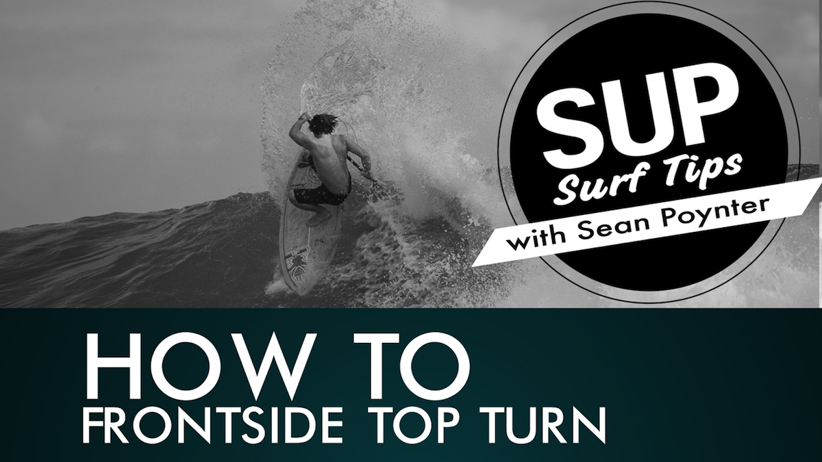 how to frontside top turn thumb
