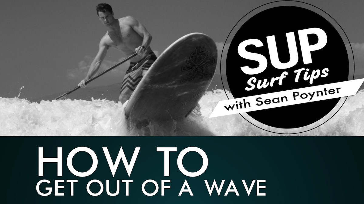 how to get out of wave thumb