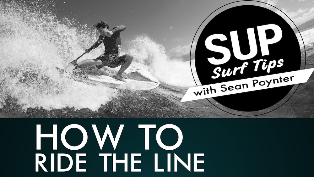 how to ride the line thumb