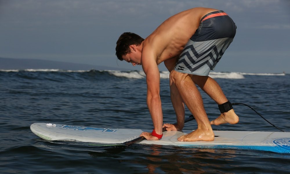 standing up on sup tips 7
