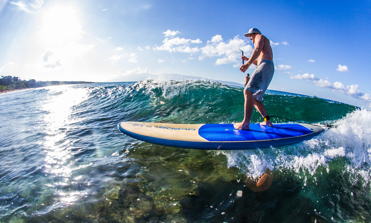 sup surfing tips to improve basics
