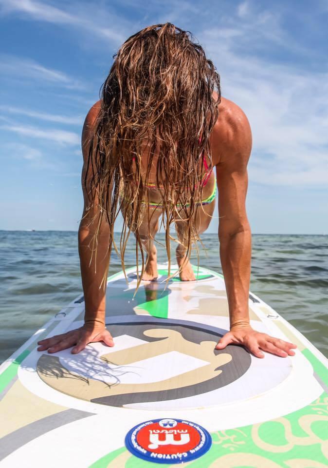 fuel paddling through injury yoga