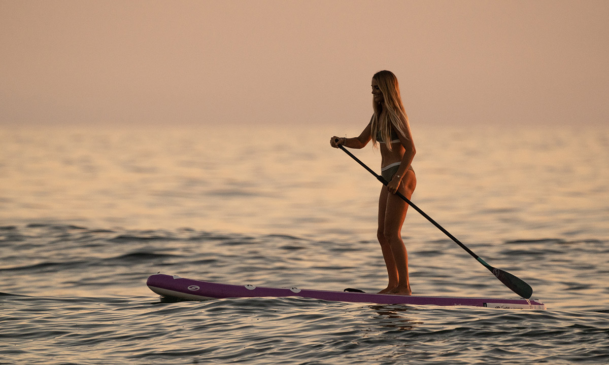 choosing first sup tips