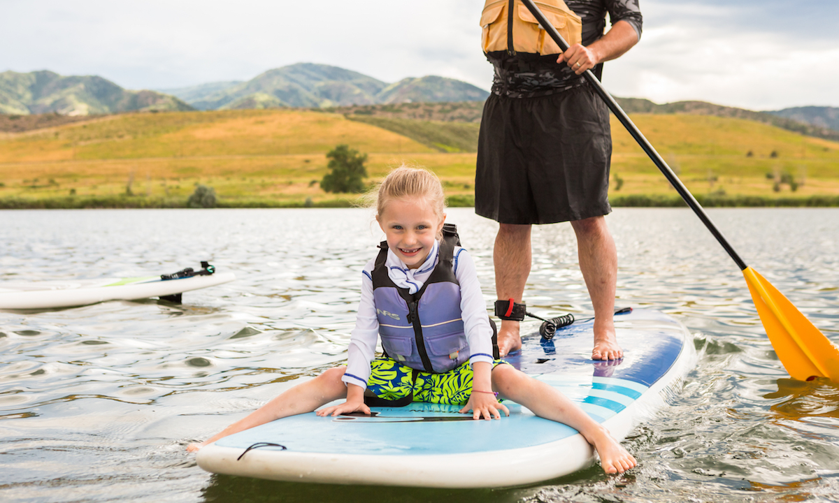get your kids interested in sup 3