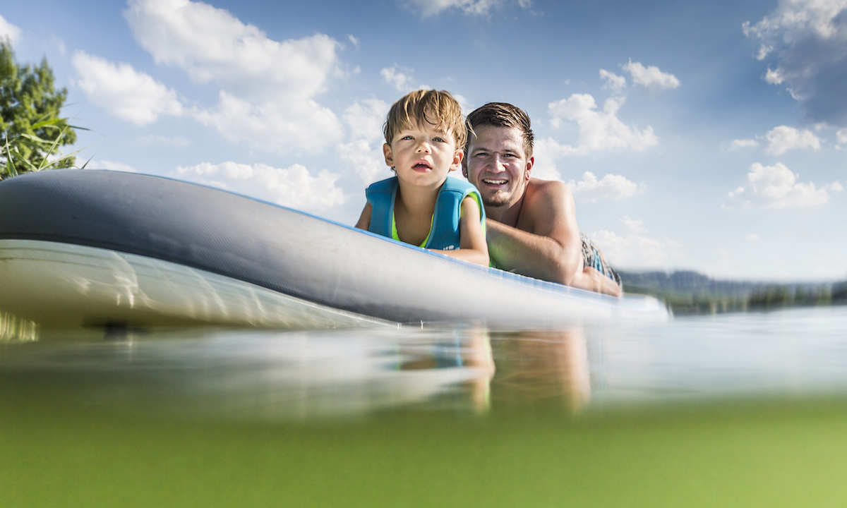 how to get kids interested in sup safety 1