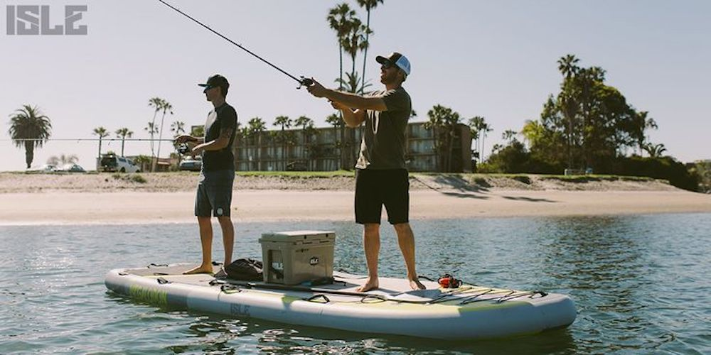 group sup fun fishing
