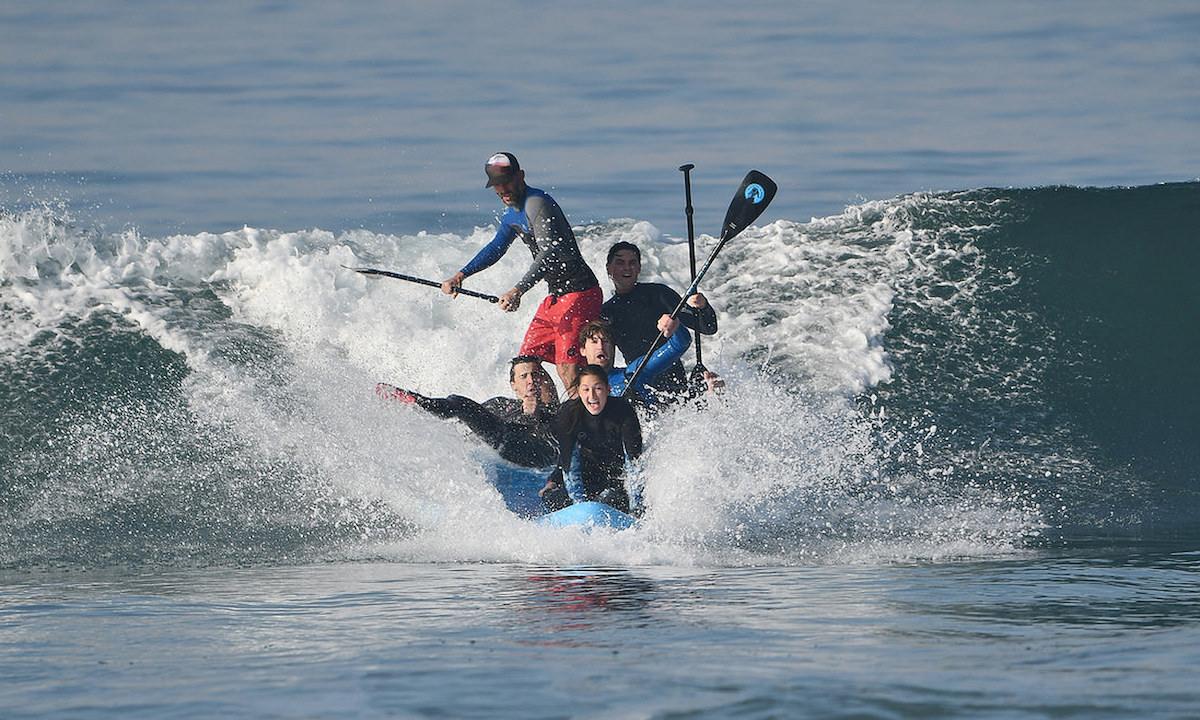 group sup fun surf