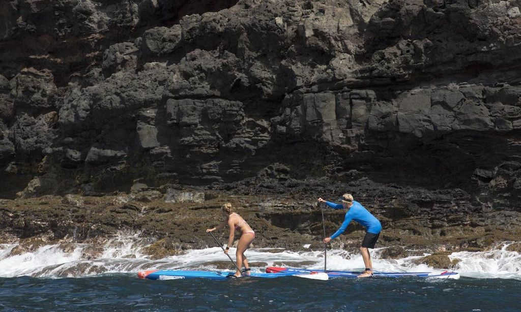 nutrition tips paddle boarding