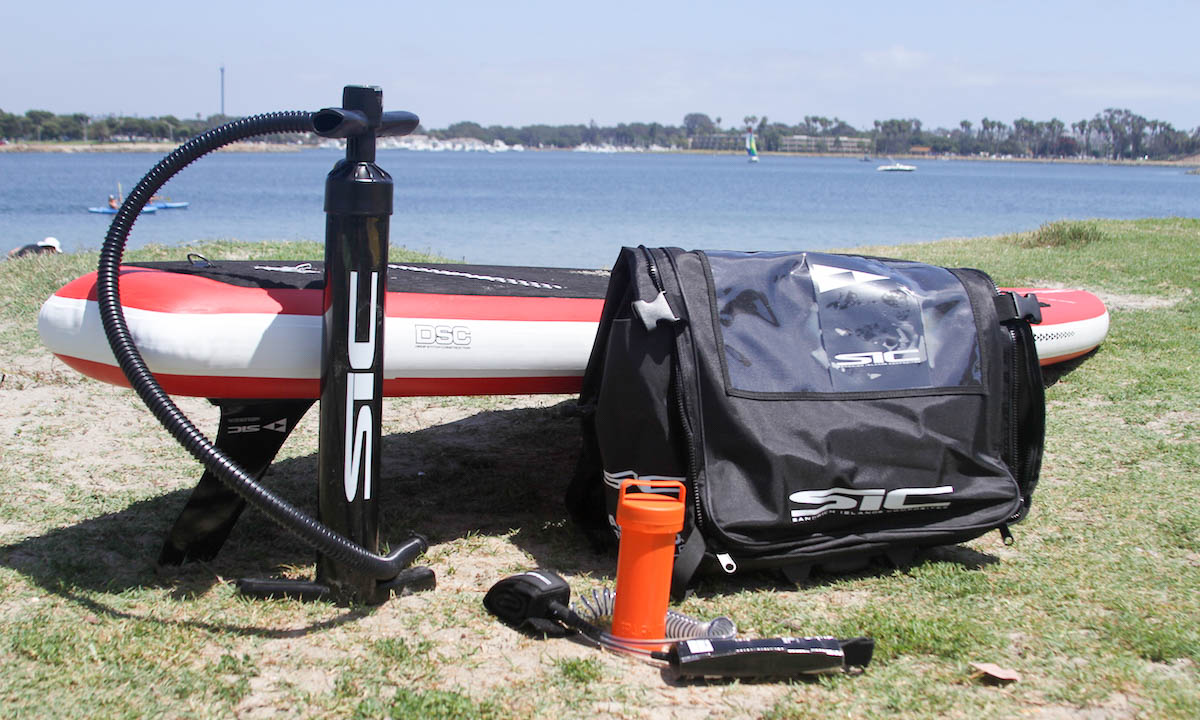 traveling with sup tips 2