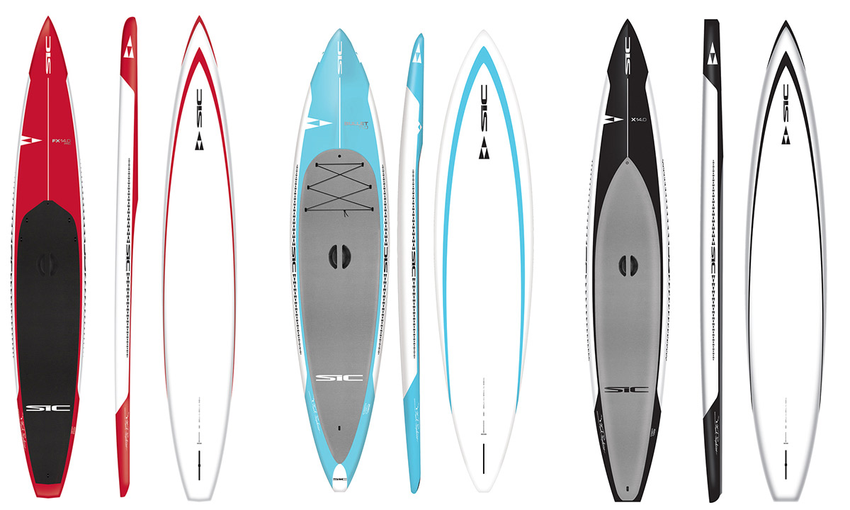 what makes a quality sup sic maui