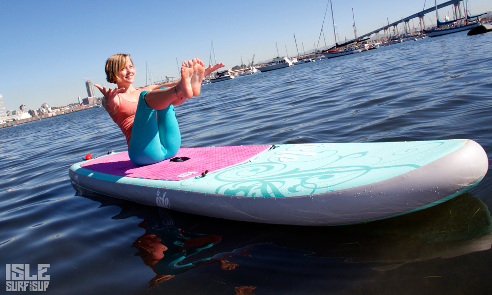 10 sup yoga poses beginner boat pose